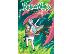 Rick and Morty Book Two (Deluxe Edition)