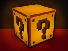 Super Mario Bros. Question Block Light (Ver. 2)