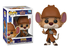 Pop! Movies: The Great Mouse Detective - Basil