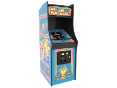 Ms. Pac-Man 1/4 Scale Arcade Cabinet