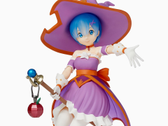 Re:Zero Starting Life in Another World Super Premium Rem (Cute Witch) Figure
