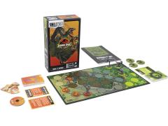 Unmatched: Jurassic Park InGen vs. Raptors Game