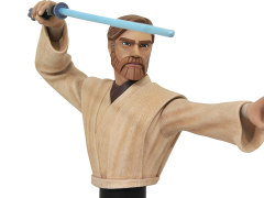 Star Wars Obi-Wan (Clone Wars) 1/7 Scale Bust