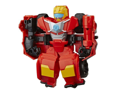 Transformers: Rescue Bots Academy Hot Shot Figure
