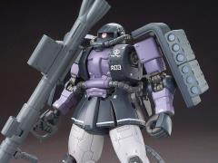 Gundam HG The Origin 1/144 MS-06R Zaku II (Gaia Mash Custom) Model Kit