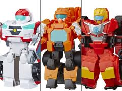Transformers: Rescue Bots Academy Wave 1 Set of 3 Figures