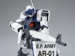 Gundam MG 1/100 GM Sniper II (White Dingo Team Custom) Exclusive Model Kit