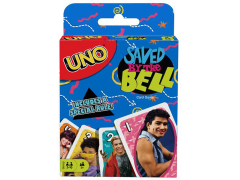 Saved by the Bell UNO Card Game
