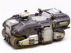 Mammoth Armored Car 1/27 Scale Vehicle