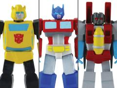 Transformers World's Smallest Set of 3 Micro Action Figures