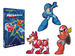 Mega Man PinBook Vol.1