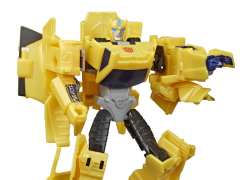 Transformers: Cyberverse Warrior Bumblebee Figure