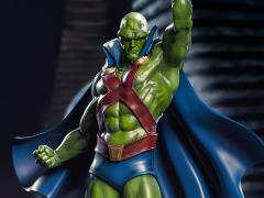 DC Comics Martian Manhunter 1/10 Deluxe Art Scale Limited Edition Statue