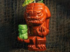 Star Wars Rancor & Oola Geeki Tikis Set