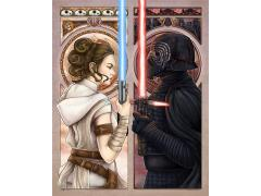 Star Wars A Dyad in the Force Limited Edition Lithograph