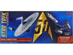 Star Trek 1/350 U.S.S. Enterprise Pilot Parts Upgrade Kit