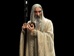 The Lord of the Rings Saruman Miniature Figure