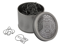 Star Trek: The Next Generation Paper Clips (40 Pack)