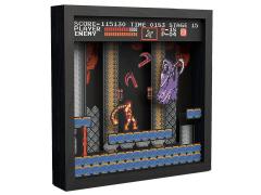 Castlevania Pixel Frames NES Classic (6x6)