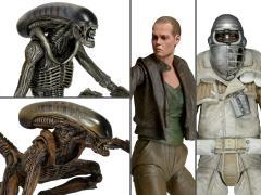 Alien Series 08 Set of 4 Figures
