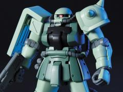 Gundam HGUC #105 1/144 MS-06F-2 Zaku II F2 (Zeon Ver.) Model Kit