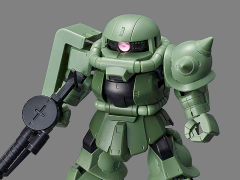 Gundam SDCS Zaku II Model Kit