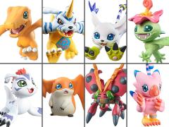 Digimon Adventure DigiColle! Mix Box of 8 Figures