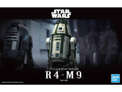 R4-M9 Modellbausatz 1:12 Star Wars Bandai Droid Collection