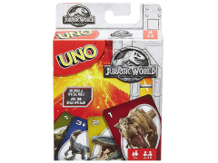 Jurassic World UNO Card Game