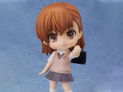 A Certain Scientific Railgun S Nendoroid No.345 Mikoto Misaka