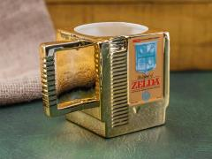 The Legend of Zelda Cartridge Shaped Mug