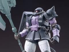 Gundam HG The Origin 1/144 Zaku II Ortega Custom Model Kit