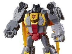 Transformers: Cyberverse Scout Grimlock Figure