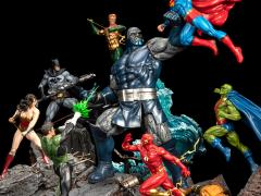 Justice League vs. Darkseid 1/6 Scale Limited Edition Epic Diorama (Full Color)