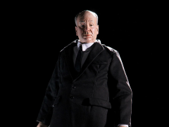 Alfred Hitchcock 1/6 Scale Figure