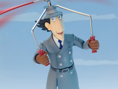Inspector Gadget MEGAHERO Inspector Gadget Figure