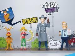 Inspector Gadget MEGAHERO Deluxe Figure Set