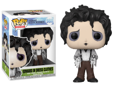 Pop! Movies: Edward Scissorhands - Edward in Dress Clothes