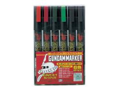 Gundam Marker Zeon Set (GMS108)