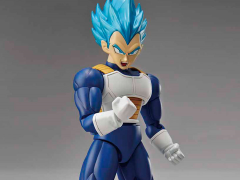 Dragon Ball Super Figure-rise Standard Super Saiyan God Super Saiyan Vegeta Model Kit