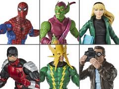 Spider-Man Marvel Legends Retro Collection Wave 1 Set of 6 Figures