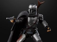 "Star Wars: The Black Series 6"" The Mandalorian (Beskar Armor)"