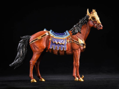 Three Kingdoms Red Hare Horse 1/12 Scale Figure