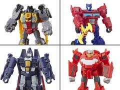 Transformers: Cyberverse Scout Wave 6 Set of 4 Figures