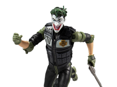 The Joker: Batman: White Knight DC Multiverse Jack Napier Joker Action Figure