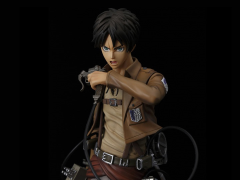 Attack on Titan Brave-Act Eren Yeager 1/8 Scale Figure