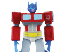 Transformers World's Smallest Optimus Prime Micro Action Figure