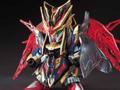 Gundam SD Sangoku Soketsuden Sima Yi Destiny Gundam Model Kit