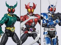 Kamen Rider Shodo-X Kamen Rider Agito New Awakening Box of 3 Exclusive Figures