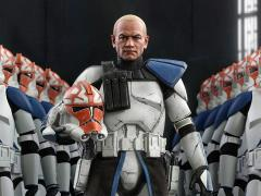 Star Wars: The Clone Wars TMS018 Captain Rex 1/6 Scale Figure
